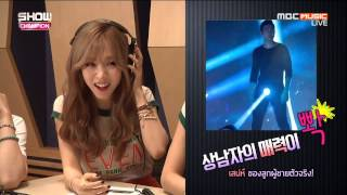 "getlinkyoutube.com-[THAI SUB] MAMAMOO | มามามูอธิบาย MV ""Um Oh Ah Yeh"" @ MBC Music Show Champion"