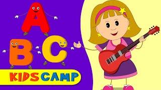 getlinkyoutube.com-ABC SONG | ABC Songs for Children | ABC Alphabet Songs | Alphabet Adventures by KidsCamp