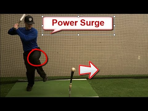 Good Hitting Drills For Baseball: How to Hit For More Power
