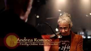 Firefly Online: The Cast Returns - Behind the Performances with Andrea Romano