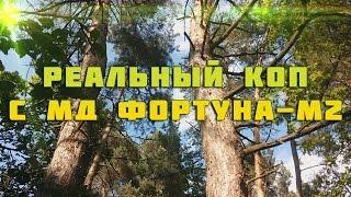 getlinkyoutube.com-Реальный коп с  Фортуна-М2