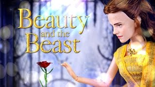 getlinkyoutube.com-Unbox Daily:  Beauty and the Beast - Belle - Film Collection Disney Store Series - Doll Review - 4K