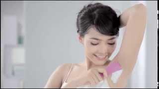 getlinkyoutube.com-Tutorial: Cara menggunakan Veet Hair Removal Cream