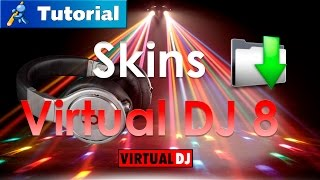 getlinkyoutube.com-Descargar e Instalar Skins para Virtual DJ 8