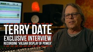 Terry Date on Recording Pantera's 'Vulgar Display of Power' - Loudwire Legacy