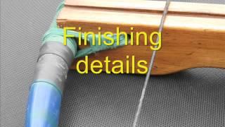 getlinkyoutube.com-PVC Bow Medieval Crossbow Replica.