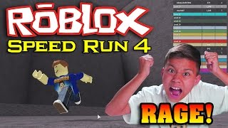 getlinkyoutube.com-Roblox SPEED RUN 4 RAGE!!!