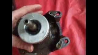 getlinkyoutube.com-Desmontando motor para fabricação de um motor 2 tempos caseiro!