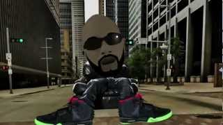 DJ Greg Street - Yeezys Bout To Come Out (ft. Bun B & CyHi The Prynce)