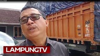 DPRD Tulangbawang Barat Sidak Perusahaan Perusak Jalan