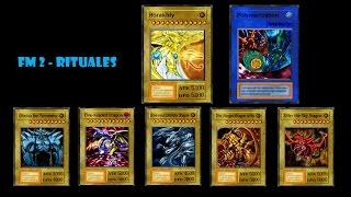 getlinkyoutube.com-Yugioh Forbidden Memories 2 - Todos los Rituales