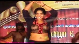 getlinkyoutube.com-Latest Tamilnadu Village Record Dance Video / Tamil Adal Padal 2015 / Kalakkal Dance 010