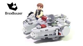 Lego Star Wars 75030 Millennium Falcon - Lego Speed Build