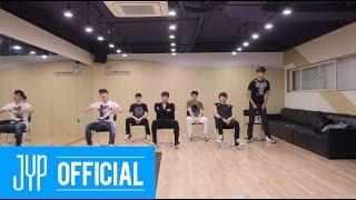 """getlinkyoutube.com-2PM """"A.D.T.O.Y.(하.니.뿐.)"""" Dance Practice"""