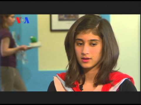 YES Program Student: Mishal Maqbool - Tabinda Naeem - Urdu VOA