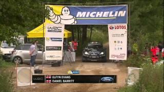 getlinkyoutube.com-Rally Poland SS24 Live - Ott Tänak/Raigo Mõlder