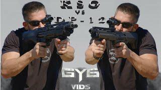getlinkyoutube.com-KSG -vs- DP-12  [ Best Bullpup SHOTGUN ? ]