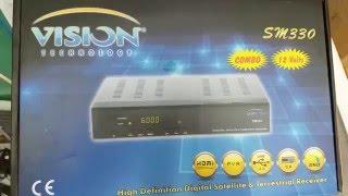 getlinkyoutube.com-Flash mise a jour Vision S330فلاش-تحديث