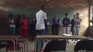 Lefatshe by nkgopoleng gospel choir