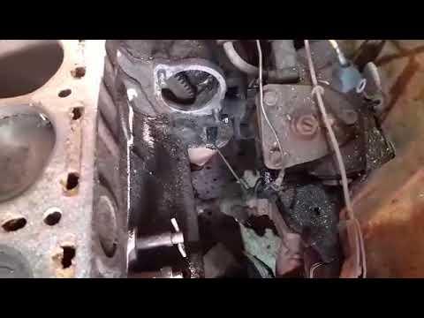 Снятие тяги сцепления м407