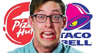 The Try Guys Drunk Fast Food Taste Test
