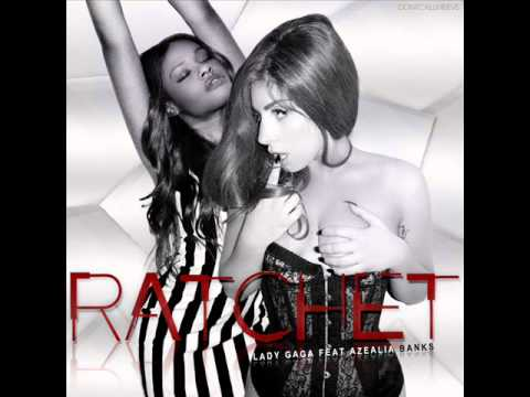 Lady Gaga - Ratchet Feat  Azealia Banks [OFICIAL INSTRUMENTAL]