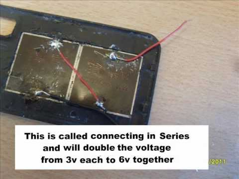FREE ENERGY - Solar Powered Cell Phone Hack