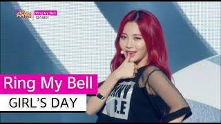 getlinkyoutube.com-[Comeback Stage] GIRL'S DAY - Ring My Bell, 걸스데이 - 링마벨, Show Music core 20150711