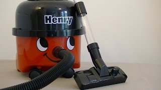 getlinkyoutube.com-Little Numatic Henry Vacuum Cleaner By Casdon Review & Demonstration