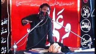 getlinkyoutube.com-Zakir Habib Raza on 25 Rajab at (Gharera)part 2/3 (2011)jalsa Ch Qamar Zaman