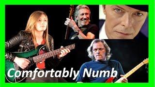 "getlinkyoutube.com-""Comfortably Numb"" Tina S & Pink Floyd & David Bowie - (Complete Version)"