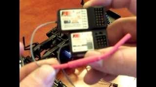 getlinkyoutube.com-How to Bind 6 channel FS-R6B Rx with the FS-GT3B radio from HobbyPartz