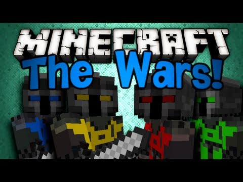 Minecraft Mods - The WARS Mod!