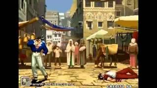 getlinkyoutube.com-[Arclive] sugar-mm vs Dakou (yessterday) The King of Fighters 98