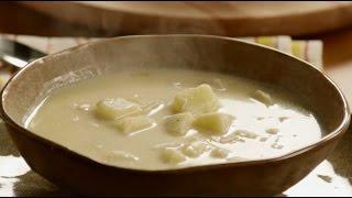 getlinkyoutube.com-Soup Recipes - How to Make Potato Leek Soup