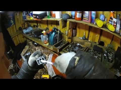 Чистим дроссельную заслонку HONDA двигатель K20A