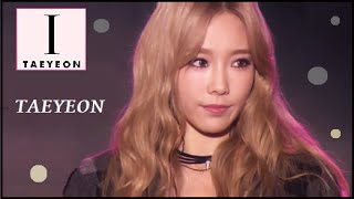 getlinkyoutube.com-[1080p] 151016 [SNSD] TAEYEON (少女時代) /  I (Feat. Verbal Jint) - Music Bank