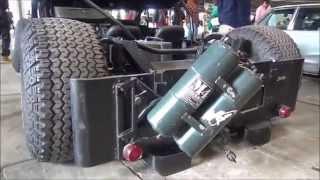 getlinkyoutube.com-【オートトレンド2014】 エアサス カスタマイズトラック シャコタン 車高短 Lowered Lowcar