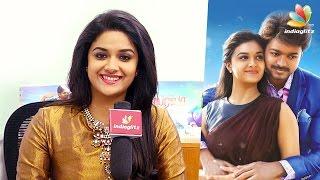 getlinkyoutube.com-Keerthi Suresh Interview: Vijay Gives Equal Space Script To His Actresses | Bairavaa