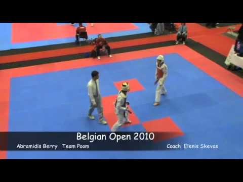 Abramidis Berry Team Poom  belgian open 2010