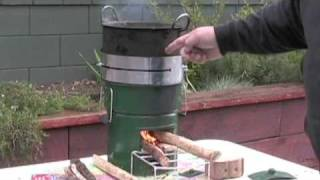 getlinkyoutube.com-Operation of the StoveTec Combo Two Door Stove