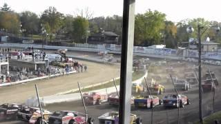 getlinkyoutube.com-Orange County Fair Speedway - Middletown, New York - Eastern States 200 racing action