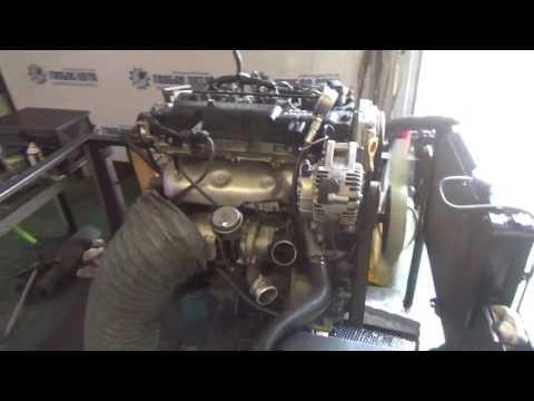 Проверка давления масла в двигателе D4CB A664947 Hyndai Grand Starex до 2012г