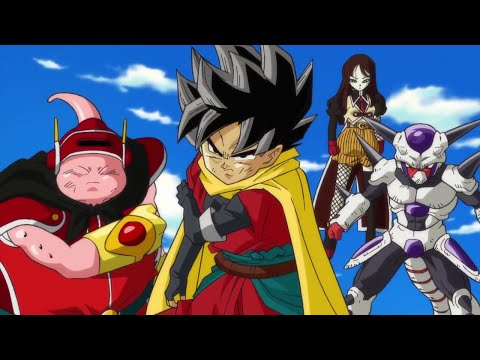 Anime soldados del futuro