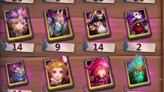 getlinkyoutube.com-26 Smash n Win For Demogorgon 34000 Gems Rolling Talents Castle Clash