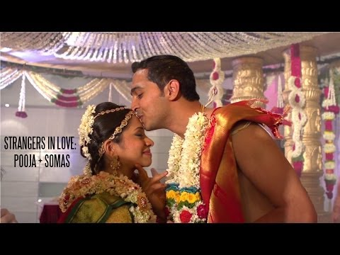 Strangers in Love:{Pooja + Somas} The Tamil Iyer Wedding