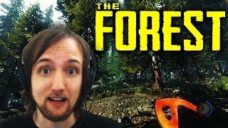 getlinkyoutube.com-The Forest - REVISITED 🚽