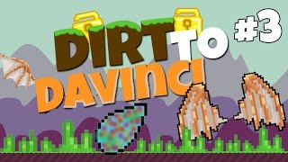 getlinkyoutube.com-Growtopia   Dirt To Davinci Wings #3 - Getting Supplies