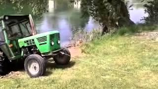 getlinkyoutube.com-Traktor u sani!!