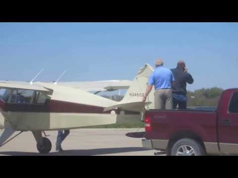 Airplane Accident at Pella Airport